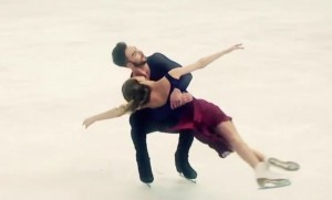 Papadakis-Cizeron Mondiaux 2016 danse sur glace